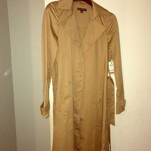 New with tags INC TRENCH COAT
